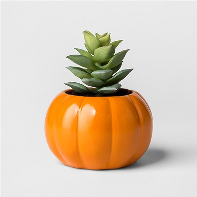 Hallow's Eve White Succulent - Hyde and Eek! Boutique™