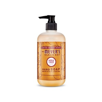 Mrs. Meyer's Apple Cider Hand Soap - 12.5oz