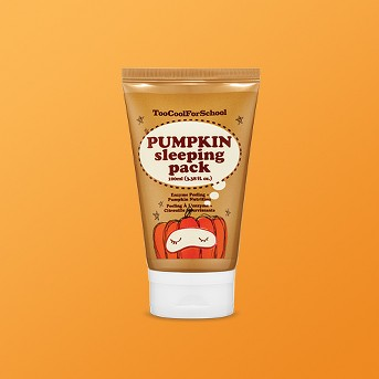 too cool for school Pumpkin Sleeping Pack - 100ml