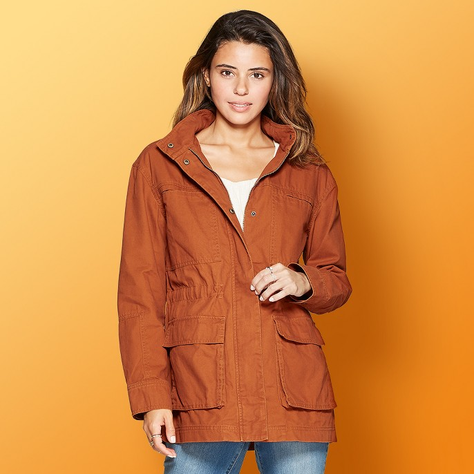 Women's Utility Anorak Jacket - Universal Thread™