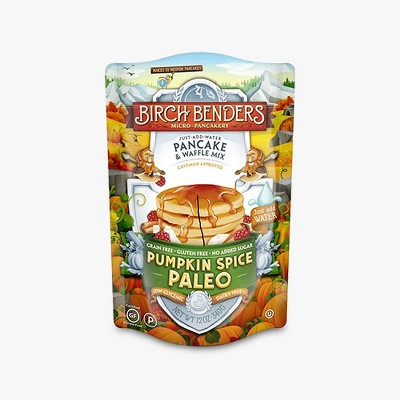 Birch Benders Paleo Pumpkin Pancake Mix - 12oz