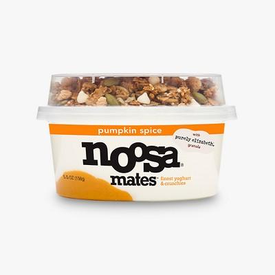 Noosa Mates Pumpkin Spice Australian Style Yogurt - 5.5oz