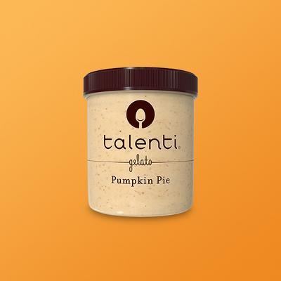 Talenti Pumpkin Pie Gelato Ice Cream - 1pt