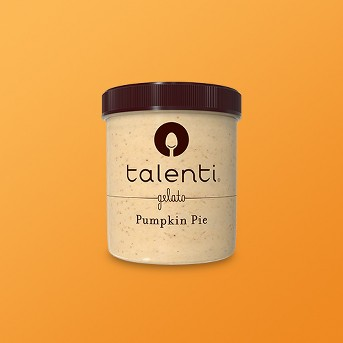 Talenti Pumpkin Pie Gelato Ice Cream - 1pt