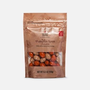 Pumpkin Spice Almonds - 5.5oz - Archer Farms™