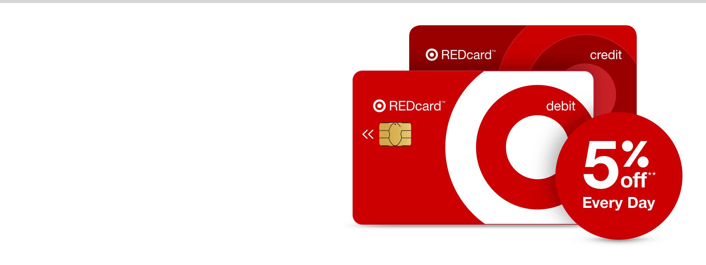 REDcard : Target