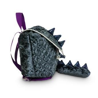 Girls' Jurassic World Backpack - Dark Gray