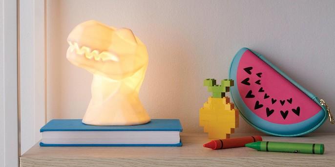 Faceted Dinosaur Nightlight - Pillowfort™