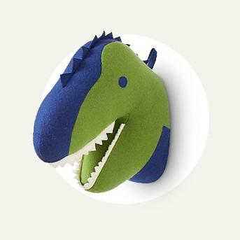 Dinosaur Head Wall Décor - Pillowfort™