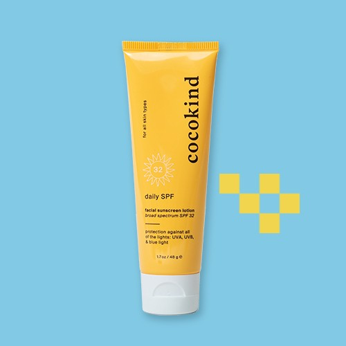 cocokind Daily Sunscreen - SPF 32 - 1.7oz, cocokind Chia Facial Oil - 1oz