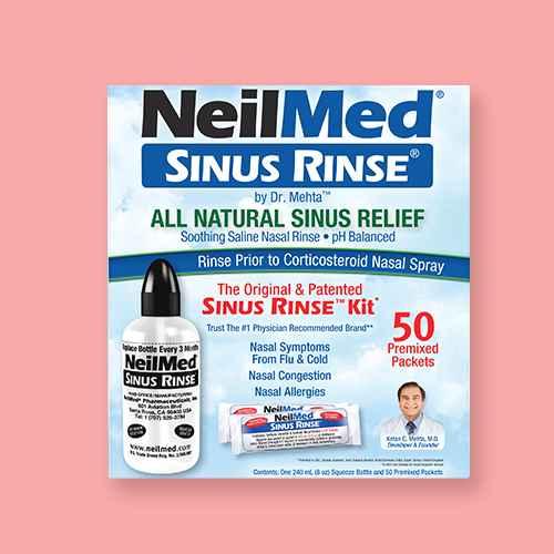 NeilMed Pharmaceuticals Original Sinus Rinse Kit Packets - 50ct
