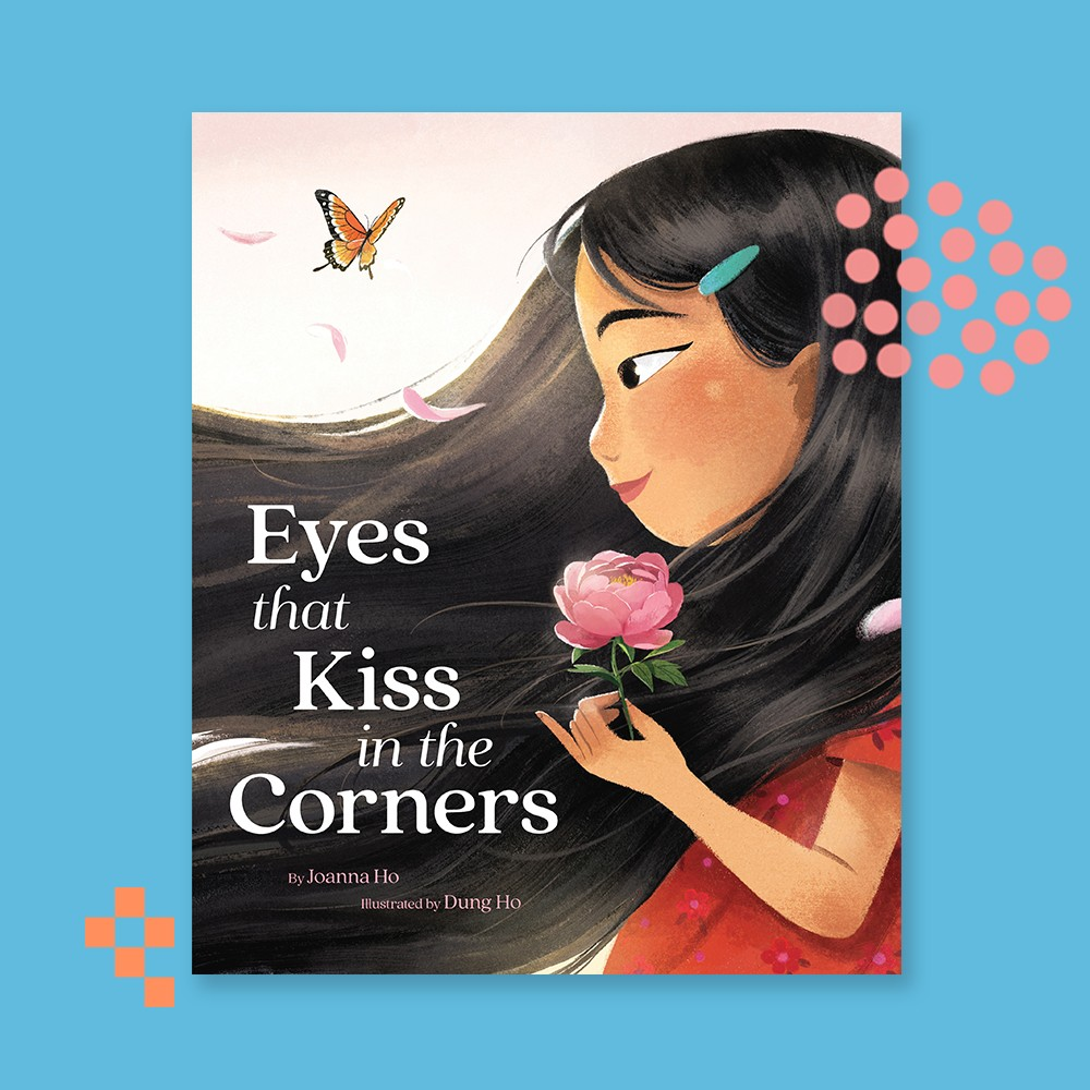Eyes That Kiss in the Corners - by  Joanna Ho (Hardcover), The Name Jar - by  Yangsook Choi (Paperback)
