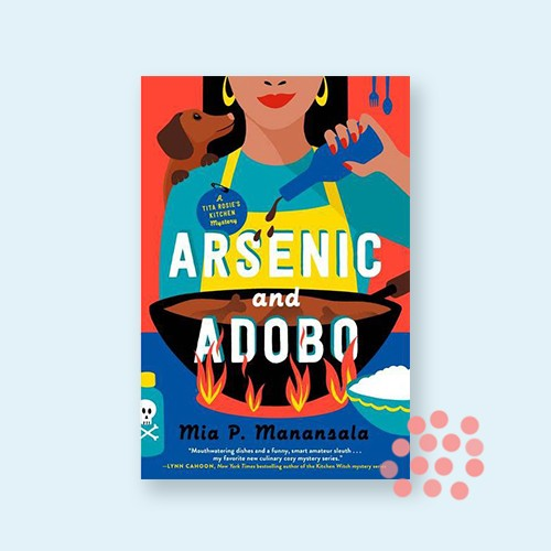 Arsenic and Adobo - (A Tita Rosie's Kitchen Mystery) by  Mia P Manansala (Paperback), The Color of Air - by  Gail Tsukiyama (Paperback), Dial a for Aunties - by Jesse Q Sutanto (Paperback)
