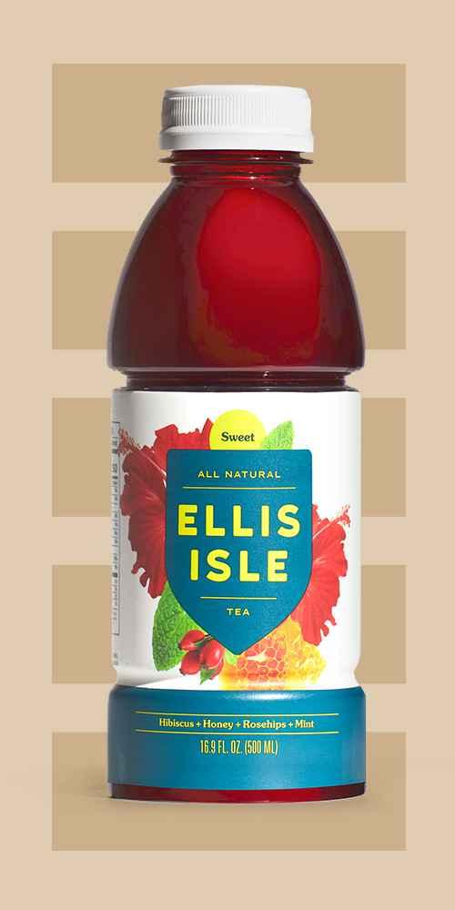 Ellis Isle Sweet Tea - 16.9 fl oz Bottle, Ellis Isle Wet Shuga Tea - 16.9 fl oz Bottle, MoonShine Sweet Tea Original 16oz