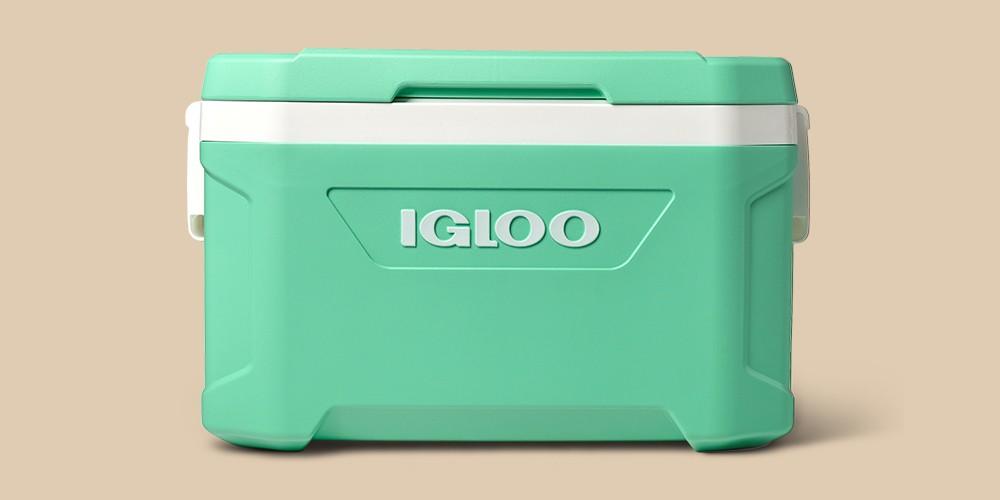 Igloo Latitude 52qt Portable Cooler - Mint