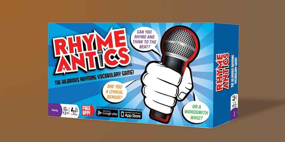 Rhyme Antics Game, Black Card Revoked Game, Bye, Felicia! Game, CultureTags Card Game