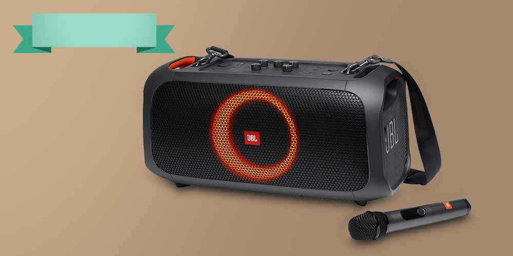 JBL Party Box on the Go
