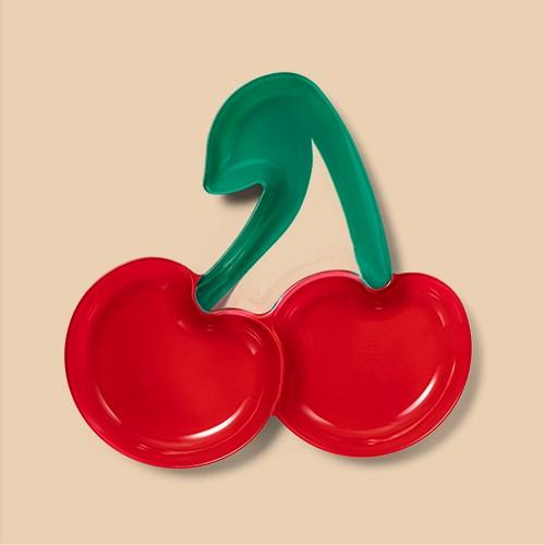57oz Plastic Cherries Serving Bowl - Sun Squad™