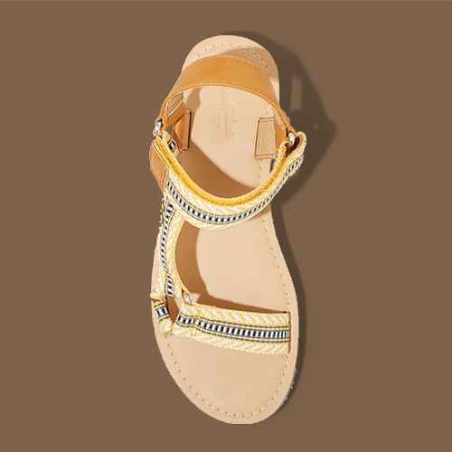 Women's Angie Heels - Universal Thread™ Yellow 8