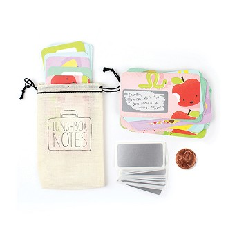 Inklings Paperie® 24ct Scratch-off Lunchbox Notes - Edition 2