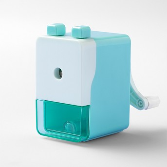 Rotary Pencil Sharpener - More Than Magic™ Turquoise