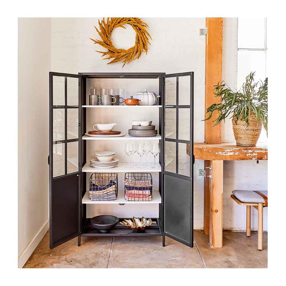 "20"" Artificial Goldenrod Wreath Yellow - Threshold™, Half Glass Display Cabinet Black - Threshold™, 16pc Porcelain Woodbridge Dinnerware Set White - Threshold™, 16oz Cast Iron Dutch Oven Brown - Threshold™, 84oz Stoneware Pumpkin Serving Dish - Threshold™, 16pc Stoneware Tilley Dinnerware Set Gray - Threshold™, Small Milk Crate with Handles Copper - Threshold™, 4"" x 10"" Decorative Earthenware Bowl Black - Threshold™, 25oz Metal Leaf Serving Dish - Threshold™, Cotton Plaid Placemat Bronze - Threshold™, 13.5"" x 10"" Abaca Woven Harvest Vase Brown - Threshold™, 24"" Preserved Willow Eucalyptus Stem Green - Threshold™, Evertson Modern Strap Bench Gray - Project 62™"