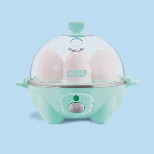 Dash 7-Egg Everyday Egg Cooker Aqua