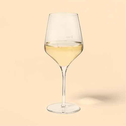 16oz 4pk Glass Traditional White Wine Glasses - Threshold™