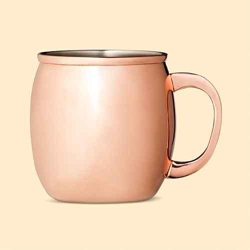 19oz Copper Plated Moscow Mule Mug - Threshold™