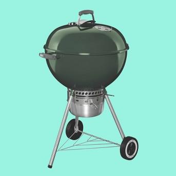 Weber® Original Kettle™ Premium 22 inch Charcoal Grill