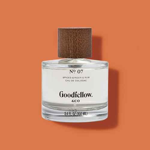 No.7 Spiced Ginger & Rum Men's Cologne - 3.4 fl oz - Goodfellow & Co™