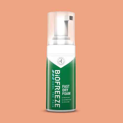 Biofreeze Pain Relief Foam - 3 fl oz