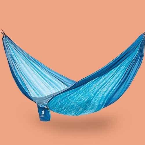 Sierra Designs Single Lightweight Hammock - Blue