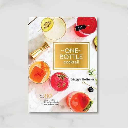 Onebottle Cocktail : More Than 80 Recipes With Fresh Ingredients and a Single Spirit - by Maggie Hoffman (Hardcover)