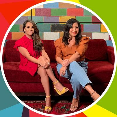 Patty Rodriguez and Ariana Stein, founders of Lil' Libros.