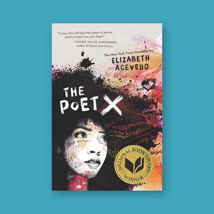 The Poet X - by  Elizabeth Acevedo (Paperback)