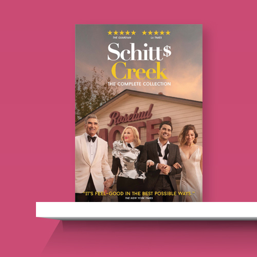 Schitt's Creek Complete Collection (DVD)