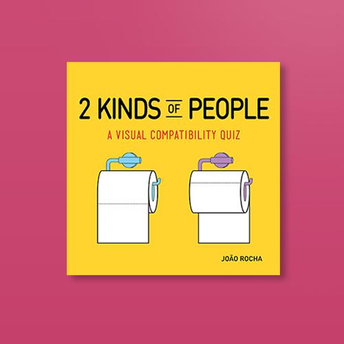 2 Kinds of People - (Paperback)