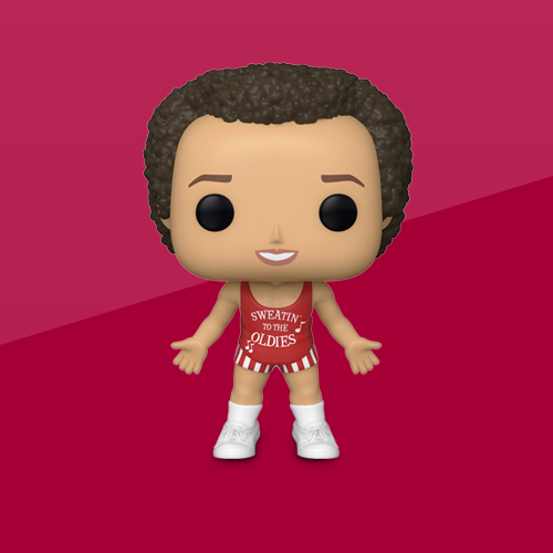 Funko POP! Icons: Richard Simmons (Target Exclusive)