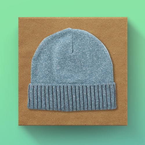"""Isotoner Women's Recycled Knit Cuffed Beanie - Blue One Size, Scotch 75 sq ft 30""""x360"""" Postal Wrapping/Packaging Paper"""