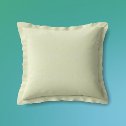 Woven Outdoor Deep Seat Pillow Back Cushion DuraSeason Fabric™ Sage - Threshold™