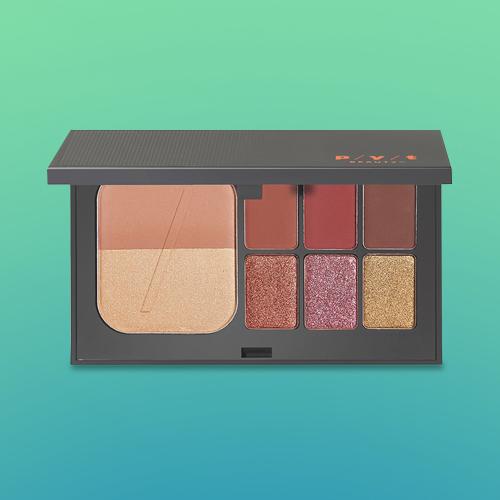 PYT Beauty Day to Night Eyeshadow Palette Warm - 0.5oz