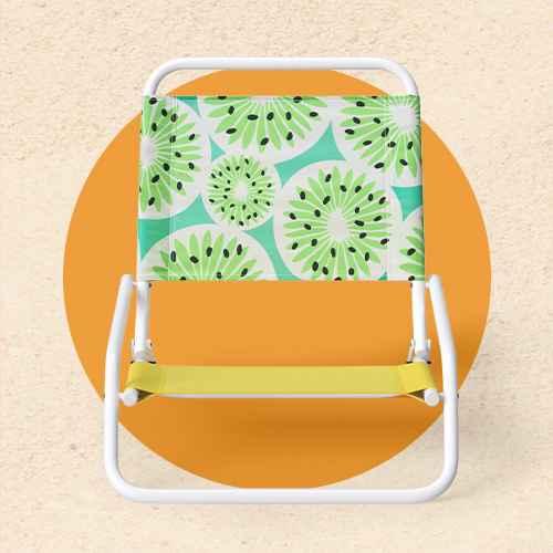 Beach Sand Chair - Green - Sun Squad™