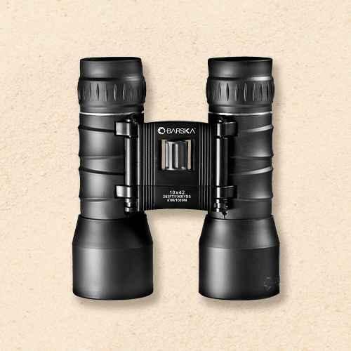 Barska 10x42mm Lucid View Binocular - Black