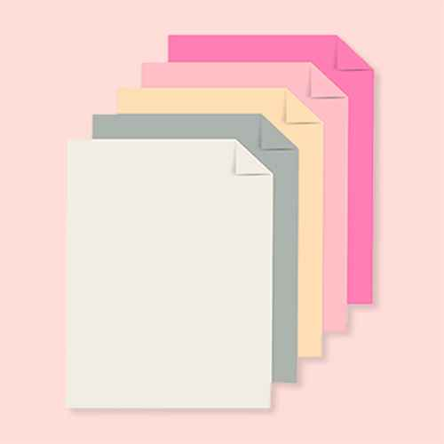 50ct Astrobrights 5-Color Dreamy Colored Cardstock