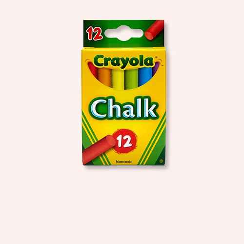 Crayola 12ct Chalk
