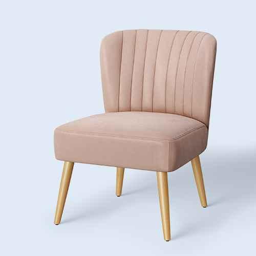 Chelidon Velvet Slipper Chair - Opalhouse™