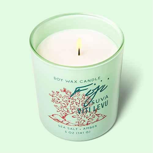 5oz Glass Jar Candle Fiji - Opalhouse™