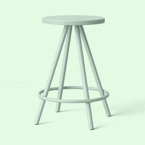 Metal Counter Height Stool - Room Essentials™