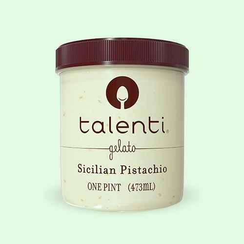 Talenti Pacific Coast Pistachio Frozen Gelato - 16oz